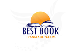 Best Book Translation Logo Design