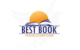 Best Book Translation Logo Design