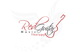 Red Guitar Music Therapy